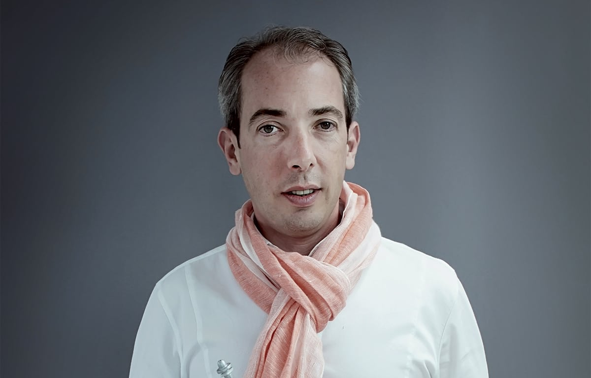 Cyrille de Crépy - © Christophe Remondière