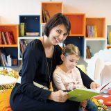 Chez KIDS Afterschool, les livres et les jeux sont en anglais ou en espagnol