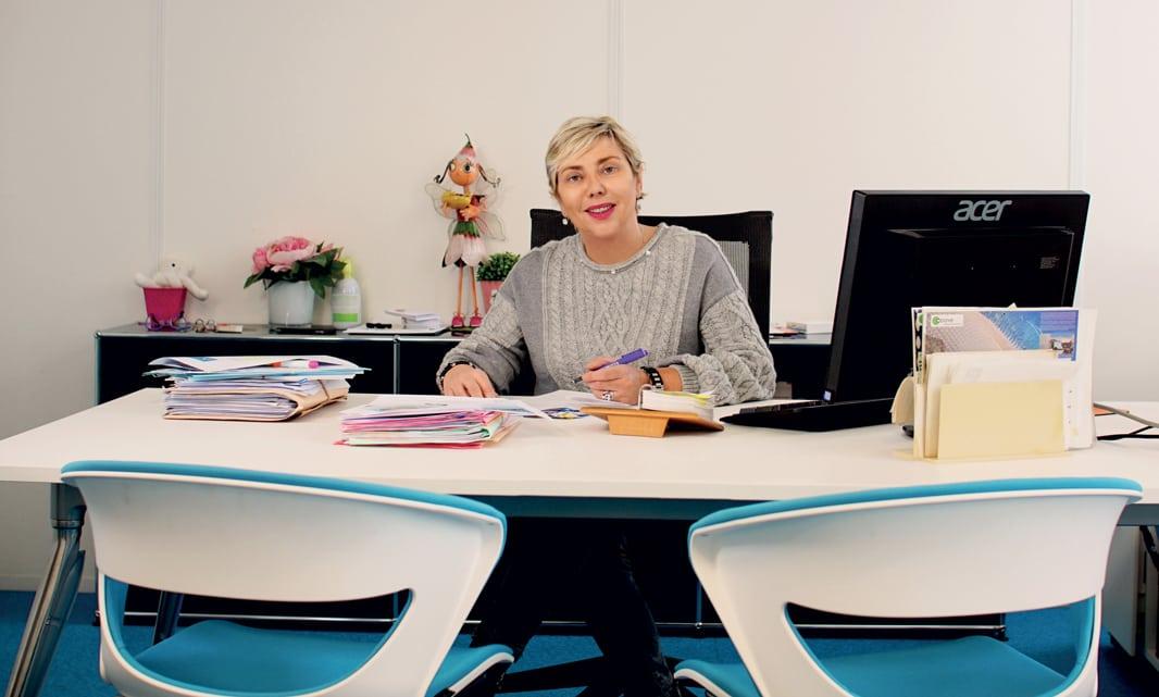 Isabelle Grandin, secrétaire générale de l'Umih Côte-d'Or, est satisfaite d'observer que « les femmes de la nouvelle génération ont su conquérir leur place» dans un secteur où tout est possible pour qui veut bien s'en donner la peine.